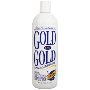 Chris Christensen Gold on Gold Shampoo 473 ml