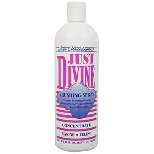 Chris Christensen Just Divine Brushing Spray Concentrate
