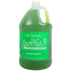 Chris Christensen Smart Wash50 Jungle Apple Grooming Shampoo