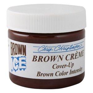 Chris Christensen Brown Ice Crème
