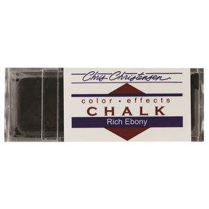Chris Christensen Rich Ebony Chalk Block