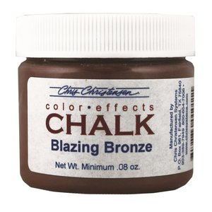 Chris Christensen Blazing Bronze Chalk 2 oz.