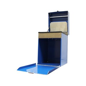Chris Christensen D-Flite 100 STD Chevron Blue Tack Box