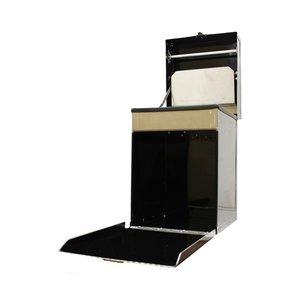 Chris Christensen D-Flite 100 STD Black Gloss Tack Box