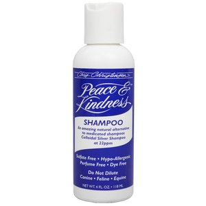 Chris Christensen Peace & Kindness Colloidal Silver Shampoo 118 ml